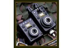 ECU MK1 COMPACTS Remote Bite Alarms it 3+1
