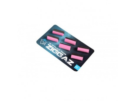 Ziggaz Foam Black-Pink