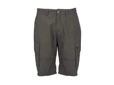 Green e Black Lightweight Cargo Short