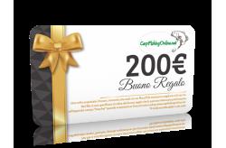 Buono Regalo 200€