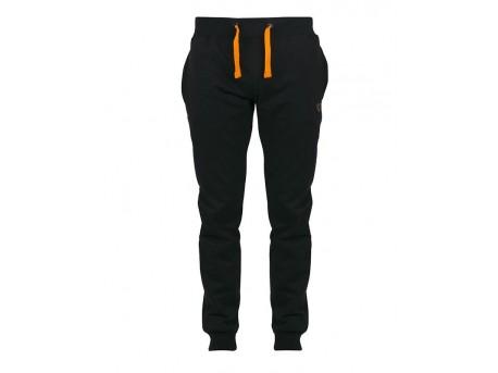 Black Orange LW Jogger