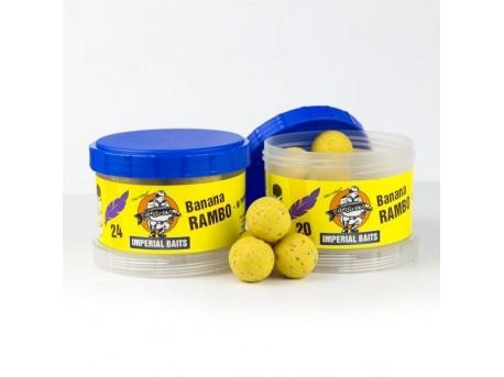 Carptrack Rambo Hookbaits Banana 20 mm