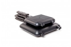 Ridgemonkey Deep Fill Sandwich Toaster Black