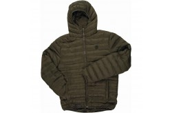 Fox Chunk Olive Quilted Jacket