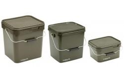 Trakker Olive Square Container - 5Lt