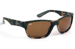 Fox Chunk Sunglasses Camo Brown