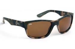 Fox Chunk Sunglasses Camo Brown