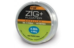 Zig + Floater Hooklink 9.86lb(4.48kg) 0.234mm