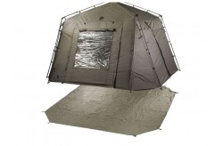 Nash Bank Life Gazebo + Heavy Duty Groundsheet