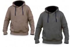 Hooded Sweatshir txxL large - Khaki Brown