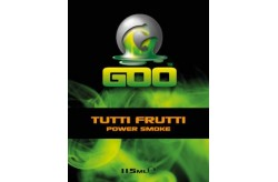 GOO Power smoke tutti frutti