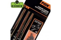 Fox Dark Camo Leadcore leaders