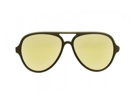 Grey Lenses Fox Chunk Eyewear Khaki Fishing Polarised Sunglasses