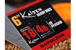 Guru Kaizen Pole Rigs 6' size 18 con 0,13