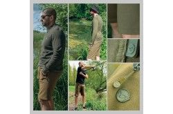 Kore Jersey Shorts Olive