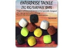 Zig Rig Surface Bait Mixed Colours • 10pz