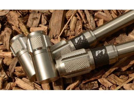 Nash Scope Black OPS Buzz Bar 2 Rod Carbon Buzz Bars Buzzbar Buzzer Bars