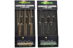 Korda Leadcore Leaders Ring Swivel
