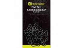 RidgeMonkey Quick Change Hooklink Clip