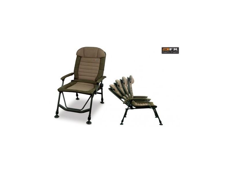 Miraculous Fox Fx Super Deluxe Recliner Chair Machost Co Dining Chair Design Ideas Machostcouk