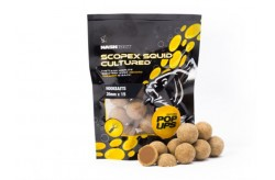 Scopex Squid Cultured Pop Ups - 15mm