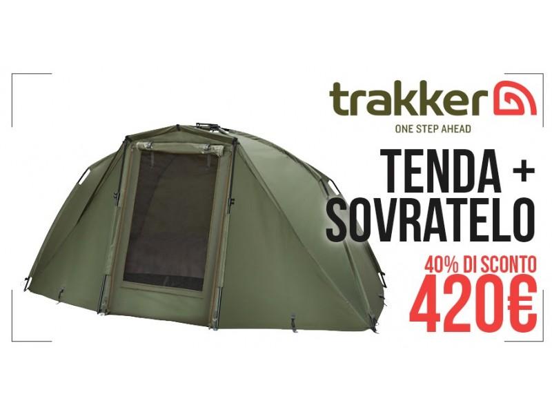5633a809cb399 ... Trakker Composite Bivvy V2 + V2 Wrap (sovratelo)