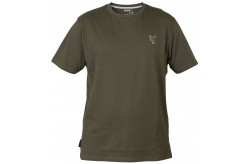 Fox Collection Green & Silver T-Shirt