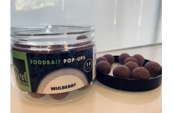 Mulberry Foodbait Pop Ups - 15mm