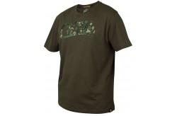 Fox Chunk Khaki/Camo T-shirt