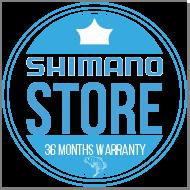 Shimano Store - garanzia 36 mesi