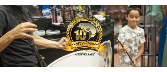 10 Anni di Passione e Amore per il Carpfihing